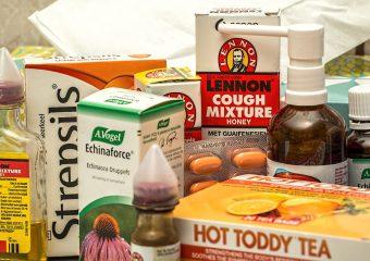 Tabletki na kaszel i katar
